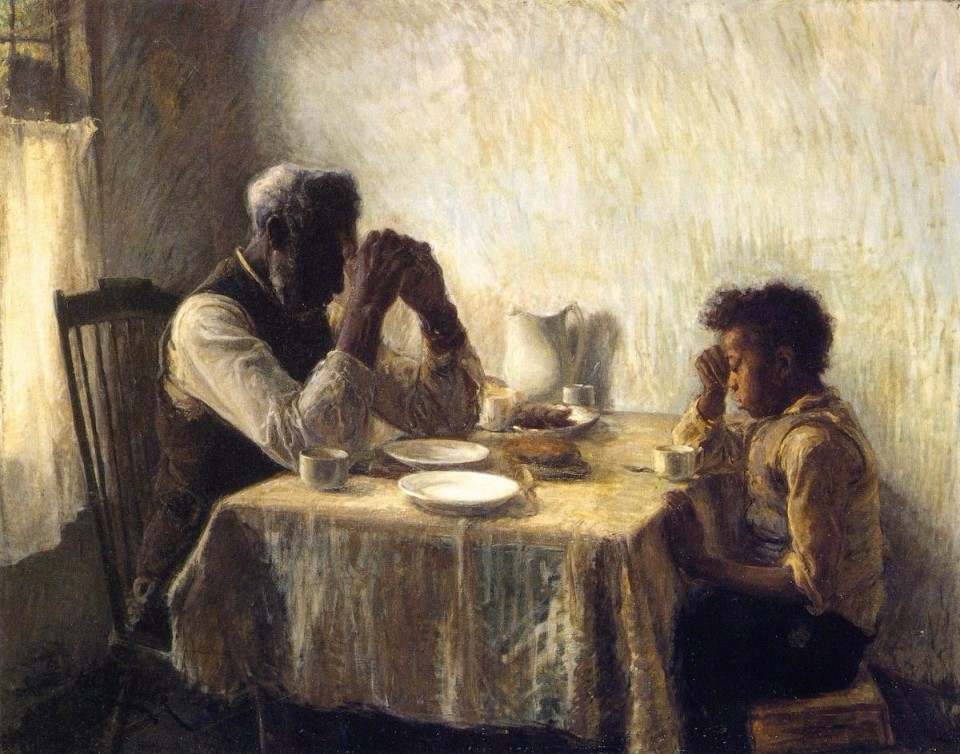 Thankful Poor  (Henry Ossawa Tanner)