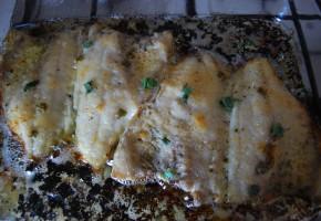 Lavarelli al formaggio