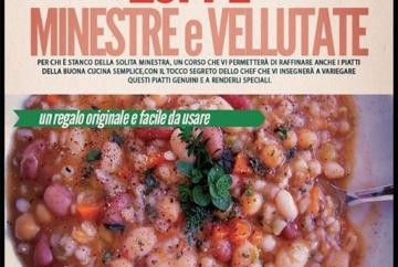 Officine Culinarie, zuppe minestre e vellutate