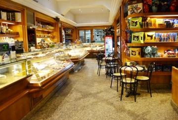 Panificio Palombi, il negozio