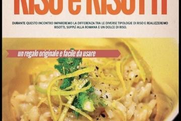 Officine Culinarie, riso e risotti