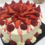 Bakery Cakes, torta alle fragole