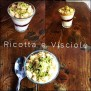 Fortini Lab, ricotta e visciole